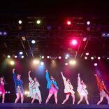 Girls²が念願のライブ 全20曲にありったけの感謝を込めて「私たちがファンのみなさんから元気をもらっています」
