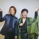 美川憲一、氷川きよしとの2SHOTに「お二人とも美しい」