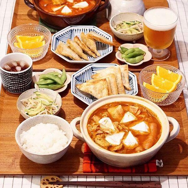 美味しい作り方!トマトカマンベール鍋
