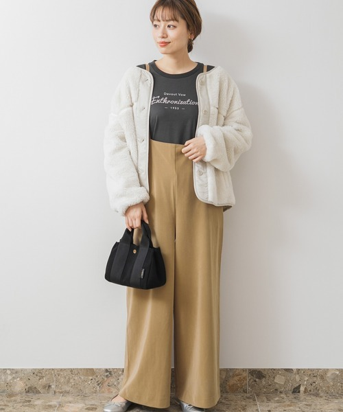 [URBAN RESEARCH Sonny Label] 【WEB限定】サス付きサロペット