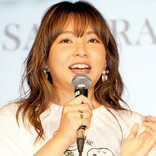 野呂佳代、制服ショット披露 突然のファンへの感謝の言葉に「流星群のせい」