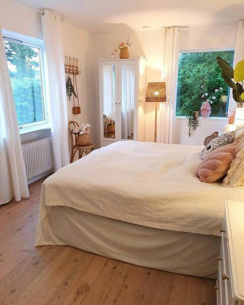 寝室 カーテン 風水 東方角