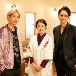 『極主夫道』石田ひかりカチコミ!玉木宏とメンチ切りあいは「笑いをこらえるのが大変」