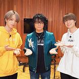 JO1が『クレヨンしんちゃん』のアフレコに挑戦、『JO1スターギャザーTV』