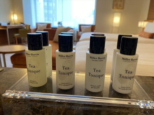 ザ・キタノホテル東京 ミラーハリス
