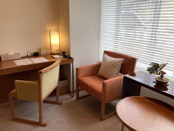 ザ・キタノホテル東京 デラックスツイン「秋」