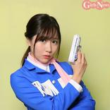 加藤智子、特撮ドラマでアクションに挑戦「SKE48時代のダンス経験が役立ちました」