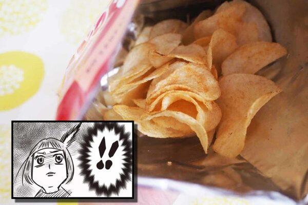 マジスナ ポテトチップス味噌味
