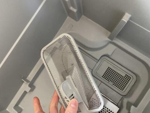 食洗機の残菜フィルター