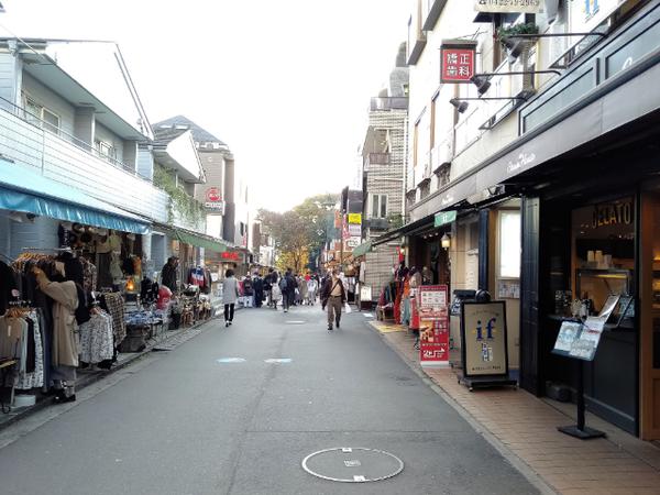 吉祥寺七井橋通り2
