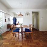L字型キッチンが暮らしの中心。リノベで「夫婦一緒の料理が楽しみに」
