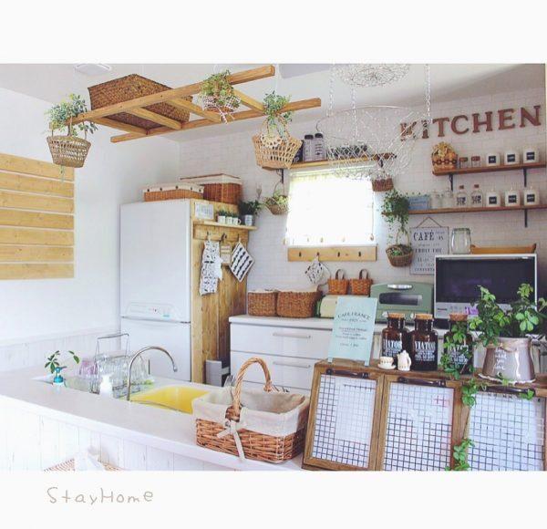 キッチン DIY8