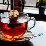 【知っ得ライフハック】使用後のティーバッグや茶がらの活用法。アロマに癒される~!