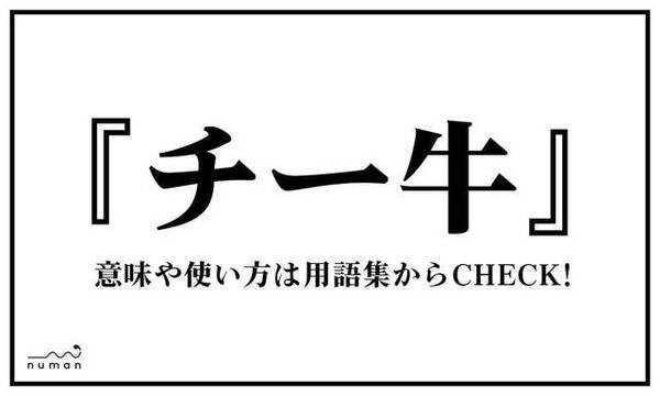 チー牛(ちーぎゅう)とは?(意味)~用語集|numan