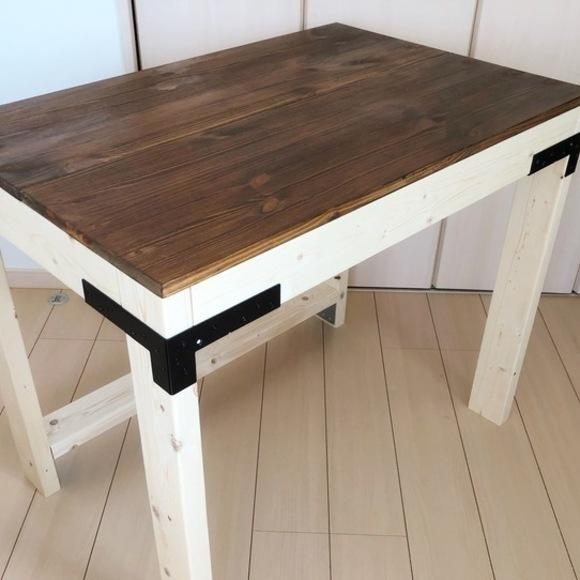 高学年におすすめの木のテーブル工作