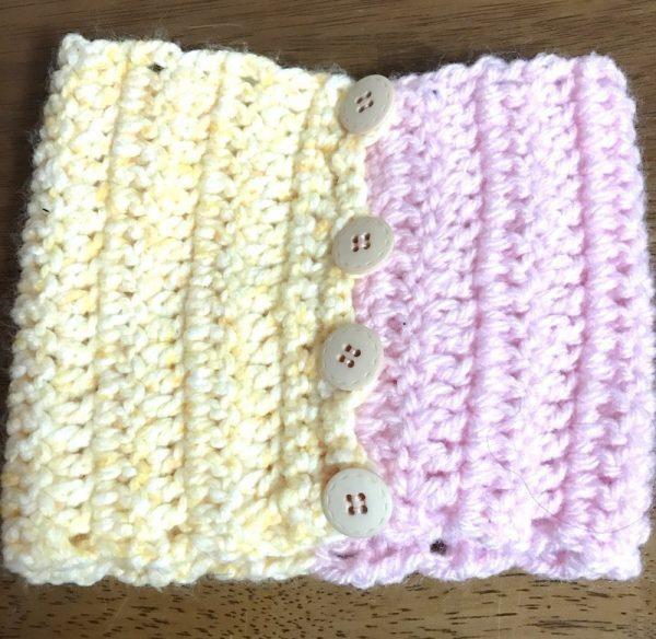 冬休みの自由研究にぴったりなかぎ針編み