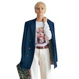 定番・紺ブレ「着まわし」3選&「ひとクセ素材ジャケット」3選