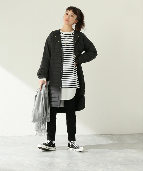 [JOURNAL STANDARD] 【TRADITIONAL WEATHERWEAR】ARKLEY LONG DOWN:ダウンコート◆8