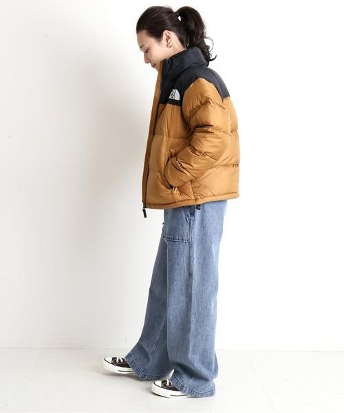[IENA] 【THE NORTH FACE】 Short Nuptse ダウンジャケット【手洗い可】◆4