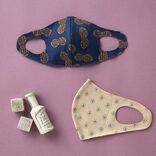 2回縫うだけで完成!簡単に作れる「バルーンマスク」の作り方
