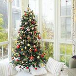 クリスマスツリーはどう飾る?お部屋に馴染むツリー実例から学んでみよう