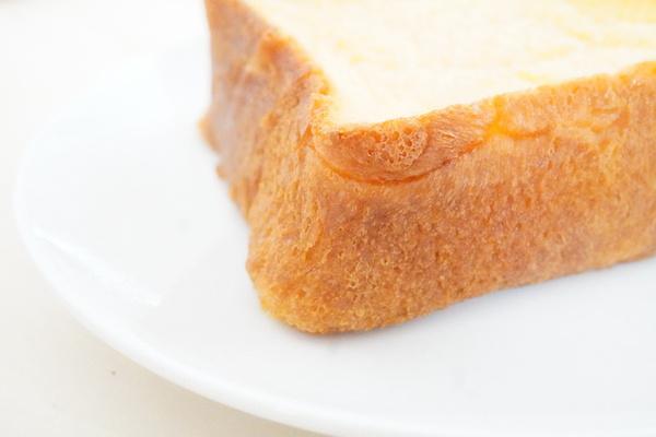 横から見たフレンチトースト