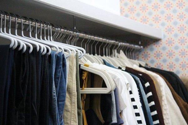 手順⑤残った服の整理整頓