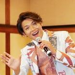 「純烈」白川裕二郎 「左肩腱板断裂」で24日に手術 来月には仕事復帰予定
