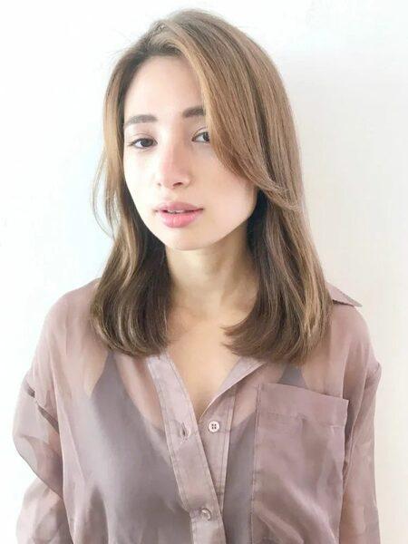 ラフな雰囲気の巻き髪のやり方