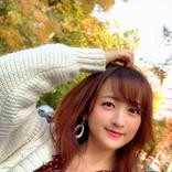小松彩夏、紅葉バック写真に「萌え、萌え、きゅん」