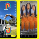 Snapchatもショート動画サービスに参入、100万ドルの報酬プログラムを用意