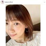 """""""39歳で脱ファンデ""""飯田圭織「お肌がツルツル」と話題の素肌を公開"""