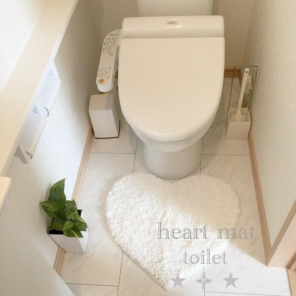 トイレのおしゃれなレイアウト16