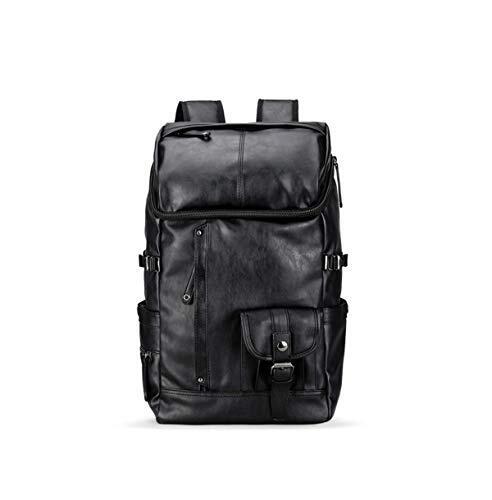 [アサコリン]アウトドア リュック バックパック メンズ 旅行カバン スポーツバッグ リュック 防水 鞄 メンズ ブラック 35L