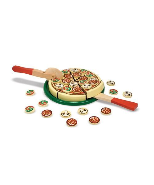 ピザ パーティ ウッド プレイフード