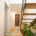 回遊性のある家は本当に快適。家事、来客、通気…いいことをレポート