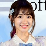 柏木由紀「かなりお気に入り」AKB48衣装姿 横山由依が撮影