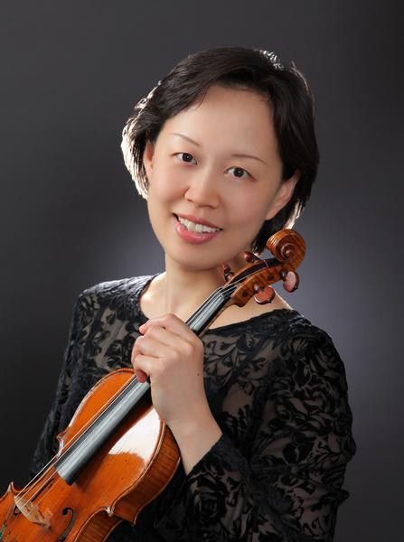 ザ・カレッジ・オペラハウス管弦楽団コンサートマスター 赤松由夏