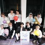 JO1が1STアルバム『The STAR』発売で記念生配信! 豆原の「雄たけび」でテンションMAX