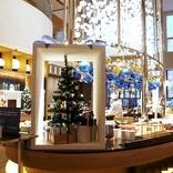 ヒルトン名古屋「ドリーミー・クリスマススイーツ」でアフタヌーンティーセット&デザートビュッフェを楽しもう