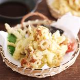 天ぷらのおすすめ変わり種レシピ18選!揚げると美味しい珍しい食材をご紹介