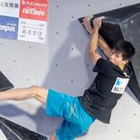 「第6回ボルダリングユース日本選手権」で若手選手が頂点を競う! 逆転劇も