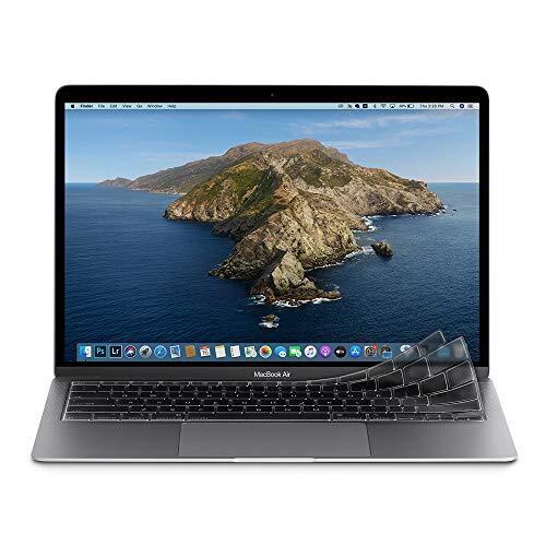 moshi Clearguard Air 13 Magic Keyboard (US) [USキーボード用] キーボードカバー (2020年発売のMacBook Air用(2019年以前のモデルには非対応))(製品登録で10年グローバル保証)