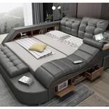 """""""究極のスマートベッド""""と言えそうな「Hariana Tech Smart Ultimate Bed」 マッサージチェア、スピーカー、デスクなどが一体化"""