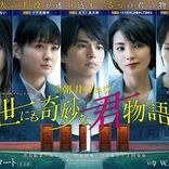 佐藤勝利、上田竜也WOWOW初出演で主演、どんでん返しだらけの世界に迷い込む