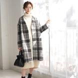 冬デートにおすすめ☆大人女子にぴったりなフェミニンコーデ特集
