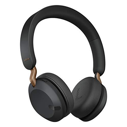 【Amazon.co.jp限定】 Jabra (ジャブラ) 完全ワイヤレスヘッドホン Elite 45h コッパーブラック Bluetooth® ロングバッテリー マルチポイント 【国内正規品】 100-91800002-40