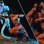 ドラゴンボールの名場面を再現した超精巧フィギュアが胸アツ。メイキング動画が圧巻!