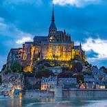 西洋の脅威「モン・サン・ミッシェル」で歴史探訪の旅を楽しむ!【バーチャル旅行】