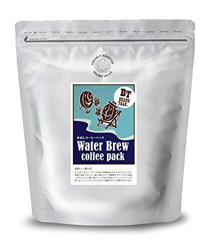 【Amazon.co.jp限定】ビーンズトーク 水出しコーヒー パック 35g×25個入 アイスコーヒー コーヒー豆
